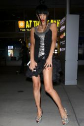 Bai Ling - Outside ArcLight Theatre in Hollywood 10/15/2018