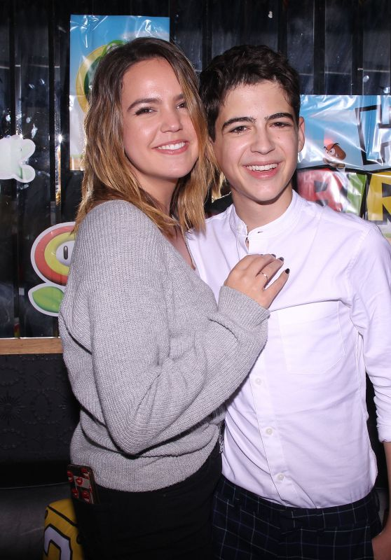 Bailee Madison – Asher Angel 16th Birthday Party