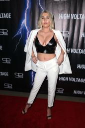"Baylee Curran – ""High Voltage"" Premiere in LA"