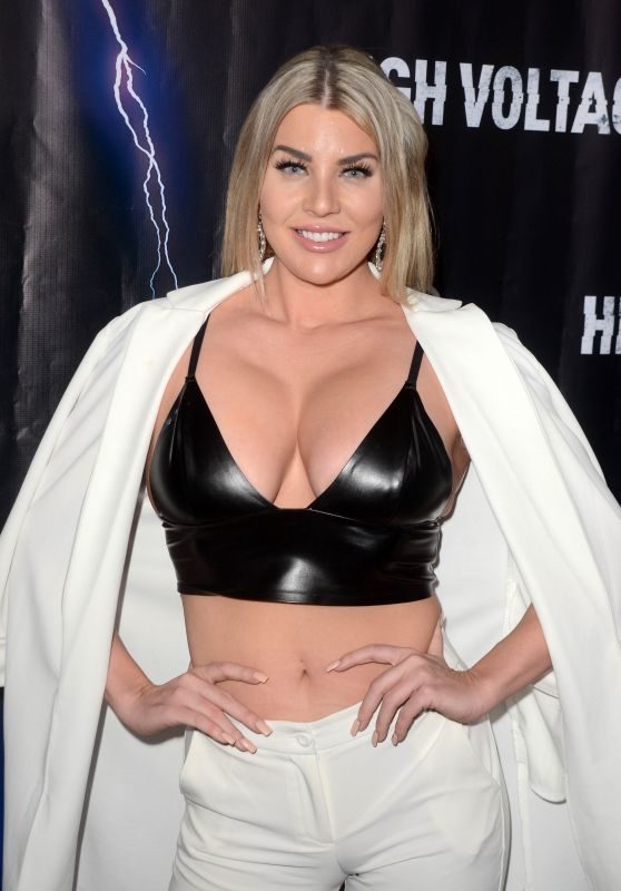 "Baylee Curran – ""High Voltage"" Premiere in LA"