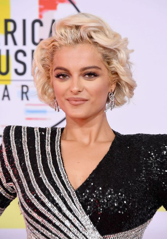 Bebe Rexha – 2018 American Music Awards in Los Angeles