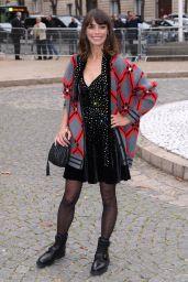 Berenice Bejo - Arrives at Miu Miu Show in Paris 10/02/2018