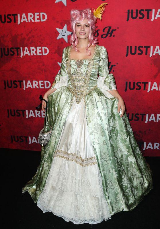 Bethany Joy Lenz – Just Jared's Halloween Party 2018