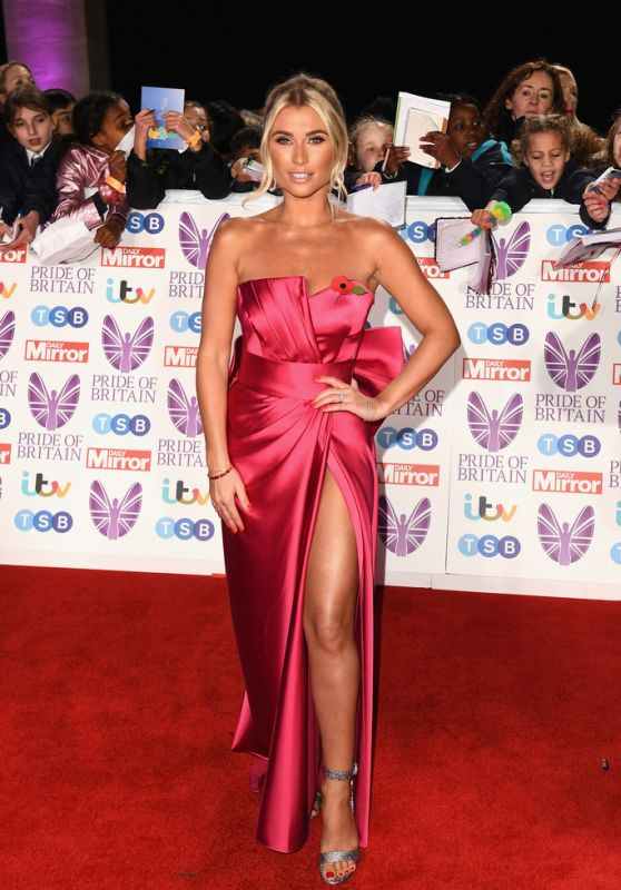 Billie Faiers – 2018 Pride of Britain Awards
