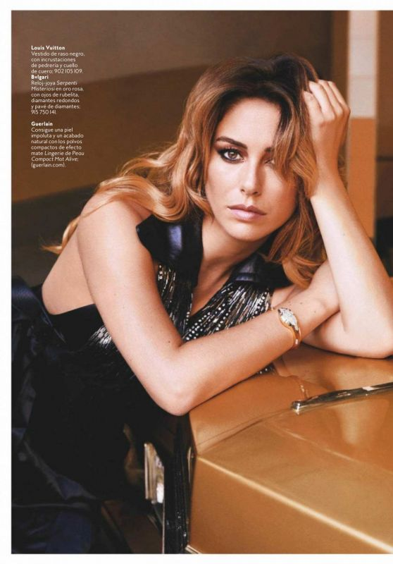 Blanca Suarez - Instyle Magazine Spain, November 2018