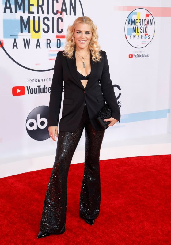 Busy Philipps – 2018 American Music Awards in Los Angeles
