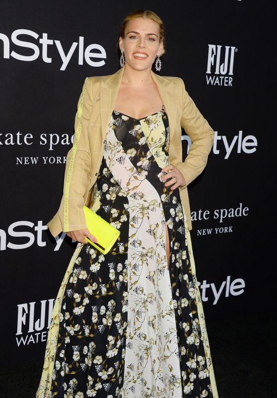 Busy Philipps - 2018 InStyle Awards