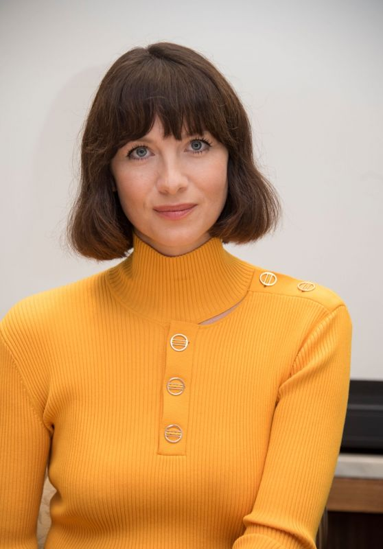 "Caitriona Balfe - ""Outlander"" Press Conference Portraits 10/08/2018"