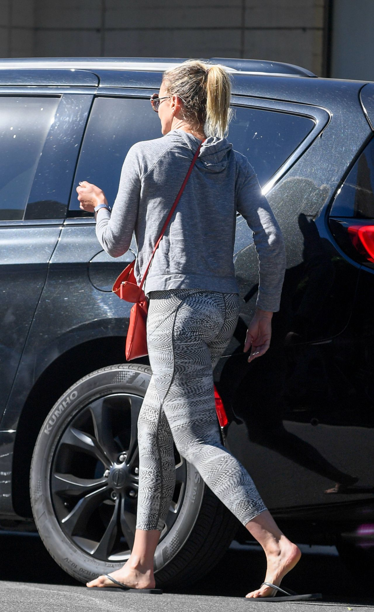 Cameron Diaz In Tights Beverly Hills 10 19 2018