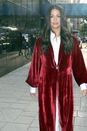 Camila Alves McConaughey - Out in NYC 10/23/2018