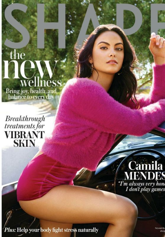 Camila Mendes - Shape Magazine November 2018 Issue