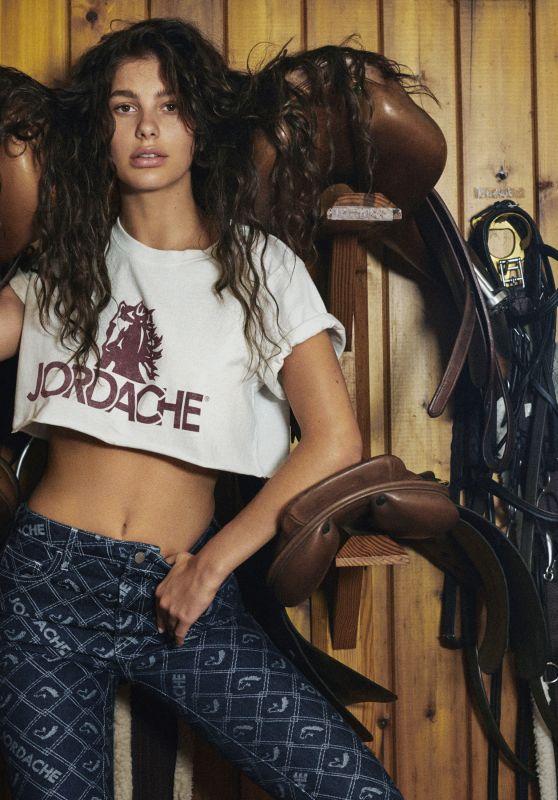 Camila Morrone - New Campaign for US Denim Brand, Jordache 2018