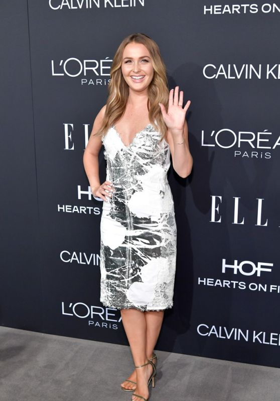 Camilla Luddington – Elle's 25th Annual Women in Hollywood Celebration in LA