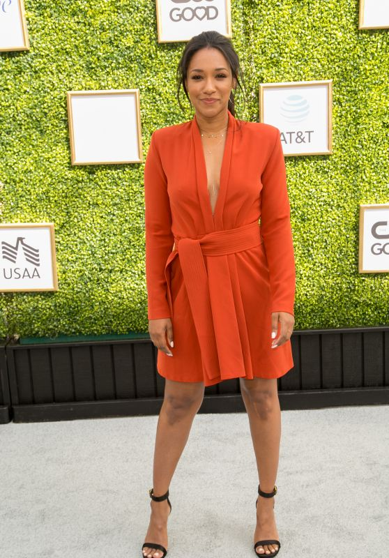 Candice Patton – The CW Network's Fall Launch Event 10/14/2018