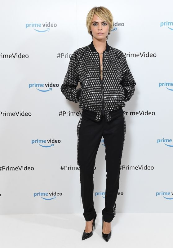 "Cara Delevingne - Amazon Prime Video Presents ""Carnival Row"" in London 10/02/2018"