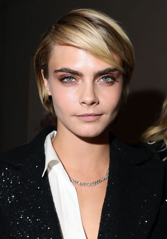 Cara Delevingne - Through Her Lens: The Tribeca Chanel Women