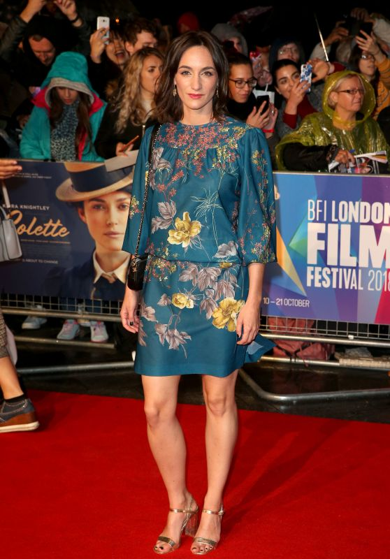 "Cara Horgan – ""Colette"" Premiere at the BFI London Film Festival"