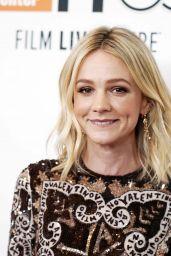 "Carey Mulligan - ""Wildlife"" Premiere at New York Film Festival"