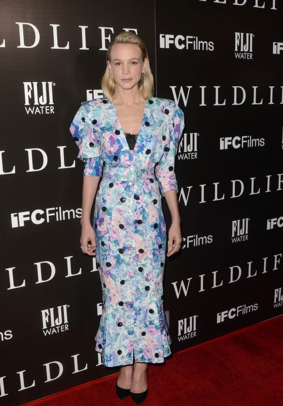 "Carey Mulligan – ""Wildlife"" Premiere in Los Angeles"
