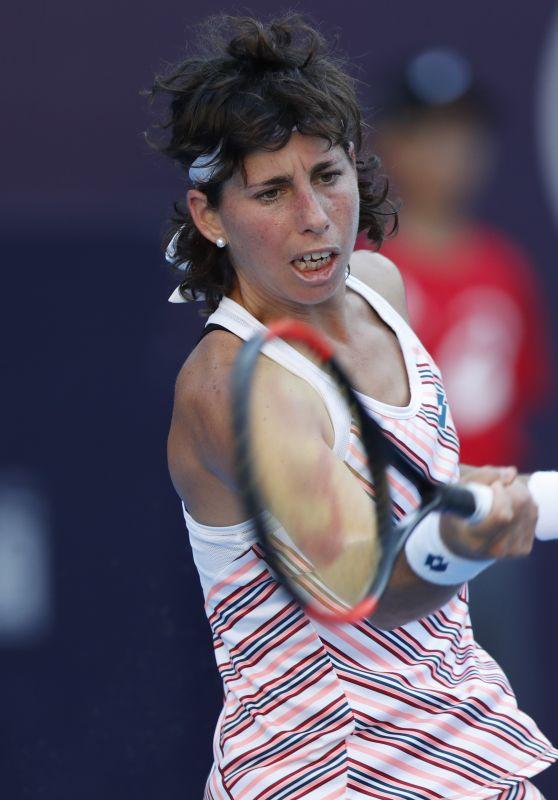 Carla Suarez Navarro – China Open Tennis Tournament in Beijing 10/02/2018