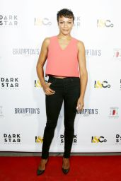 """Carly Hughes – """"Brampton's Own"""" Premiere in Los Angeles"""