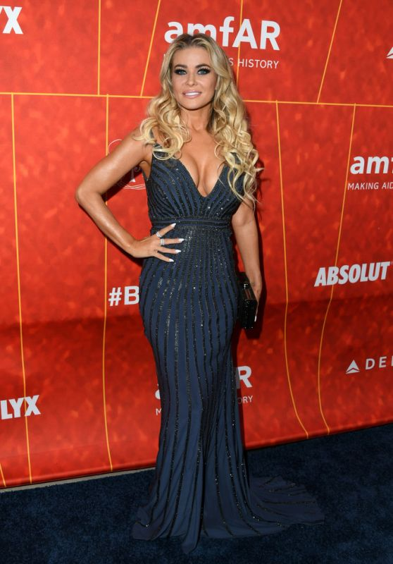 Carmen Electra – 2018 amfAR Inspiration Gala