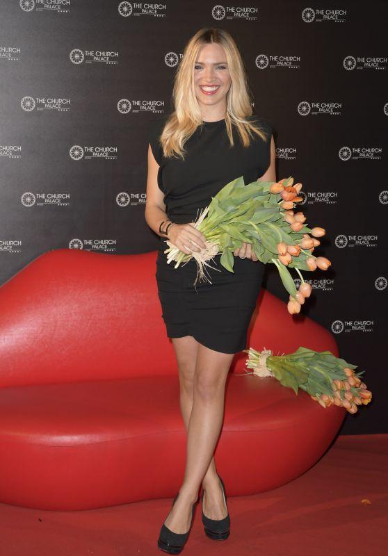 """Caroilna Rey – """"Tulips"""" Premiere in Rome"""