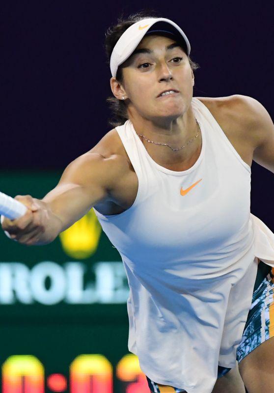 Caroline Garcia – China Open Tennis Tournament in Beijing 10/03/2018