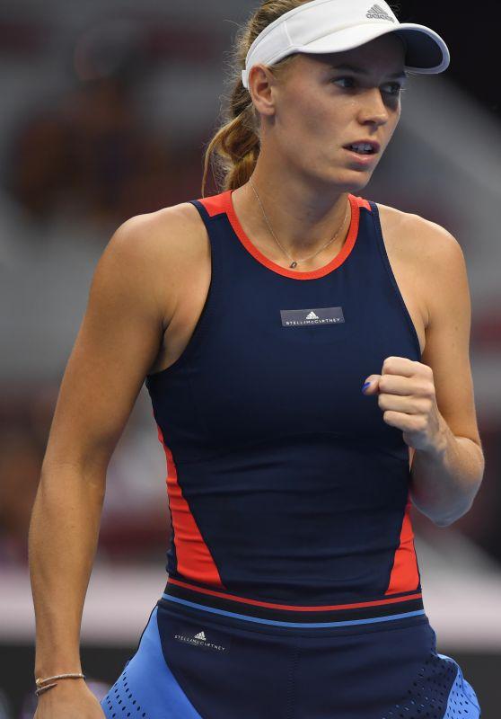 Caroline Wozniacki – China Open Tennis Tournament in Beijing 10/05/2018