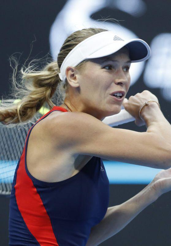 Caroline Wozniacki – China Open Tennis Tournament in Beijing 10/07/2018
