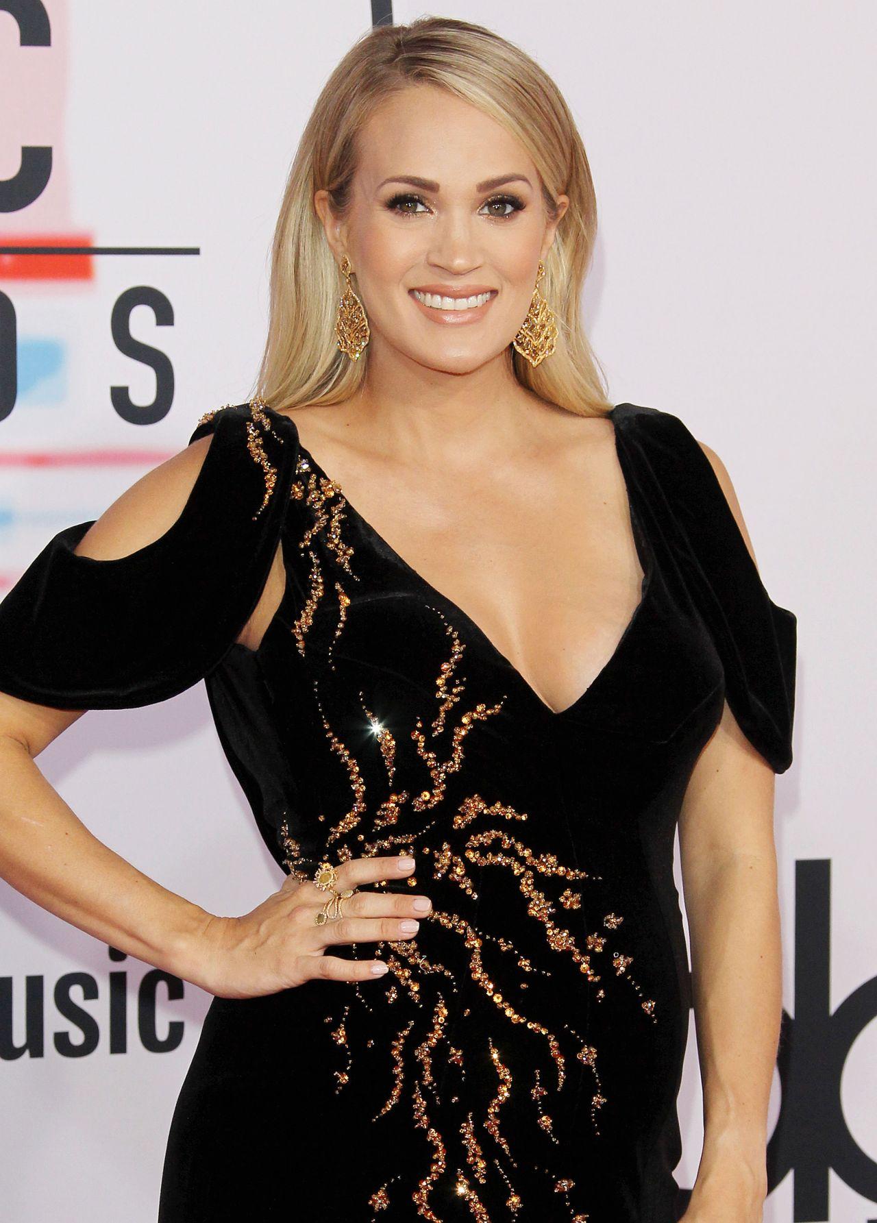 Carrie Underwood - 2018 American Music Awards in Los