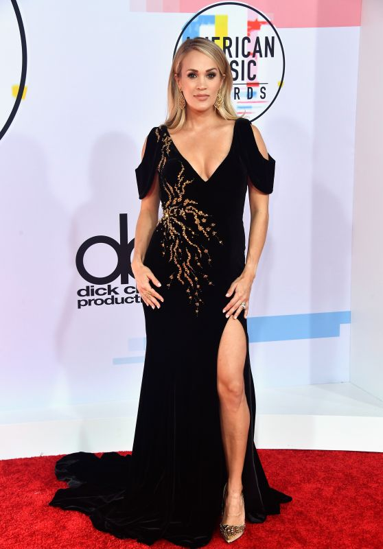 Carrie Underwood – 2018 American Music Awards in Los Angeles