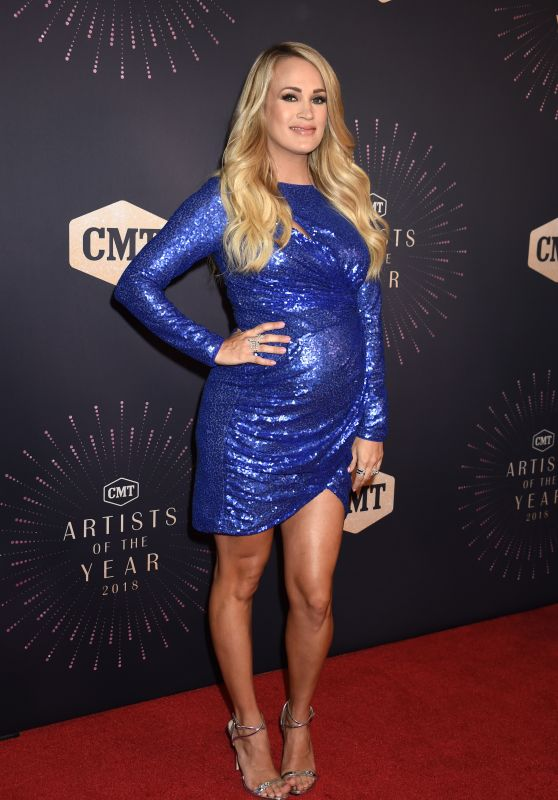 Carrie Underwood – 2018 CMT Artists of the Year in Nashville