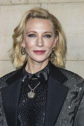 Cate Blanchett – Louis Vuitton Show, Paris Fashion Week 10/02/2018