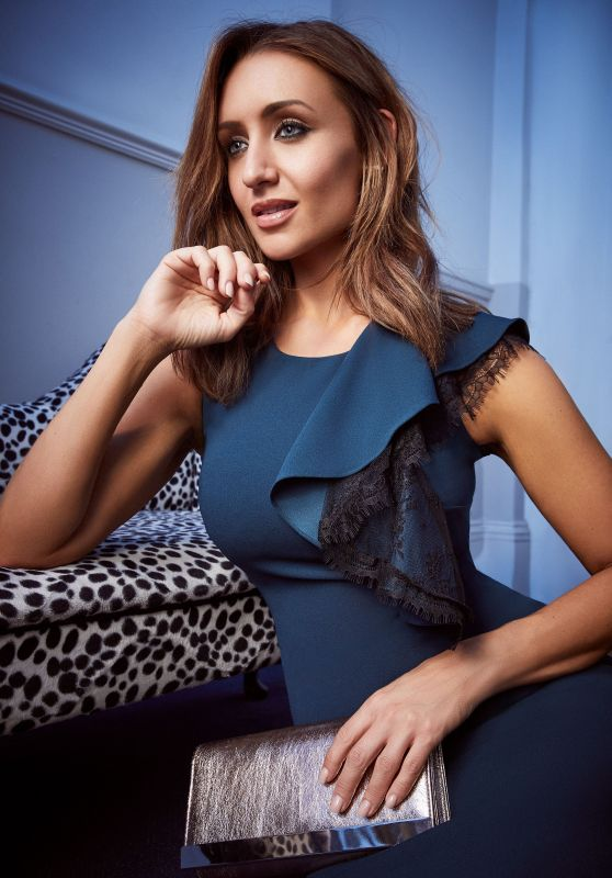 Catherine Tyldesley – Littlewoods Photoshoot September 2018 (Part III)