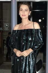Catrinel Marlon – Charity Dinner in Rome 10/27/2018