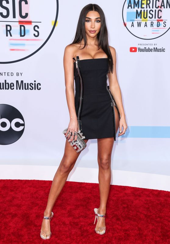 Chantel Jeffries – 2018 American Music Awards in Los Angeles (Part II)