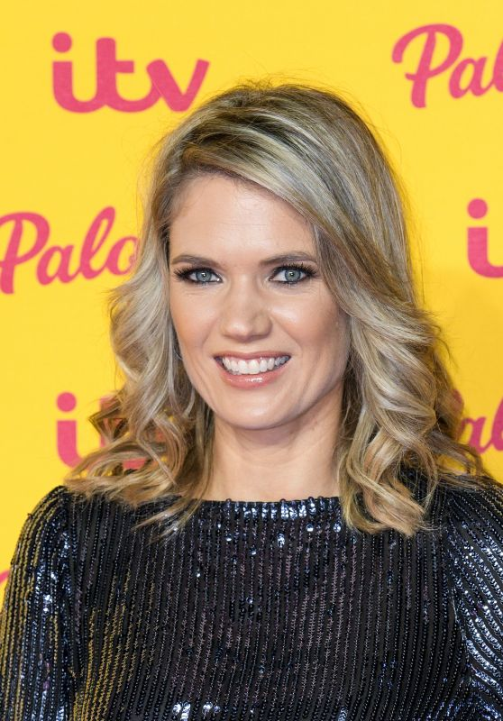 Charlotte Hawkins – ITV Palooza! in London 10/16/2018