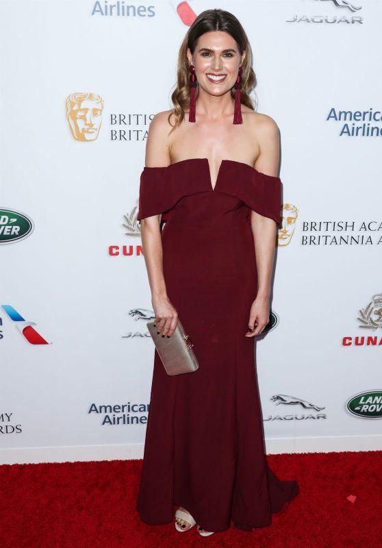 Charlotte Rothwell – 2018 Britannia Awards