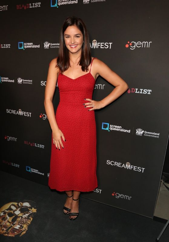 """Chelsea Ricketts - """"The Amityville Murders"""" Premiere in Hollywood"""