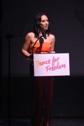 Cheryl Burke – Ride Foundation's 2nd Annual Dance for Freedom in LA 09/29/2018