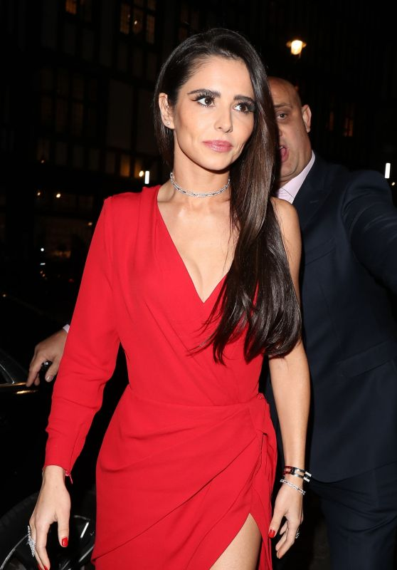 """Cheryl Tweedy - Arriving at """"We are most Amused and Amazed - Comedy Gala"""" in London"""