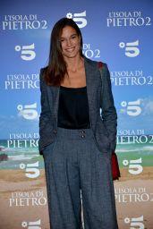 "Chiara Baschetti – ""L'Isoladi Pietro"" Photocall in Milan"