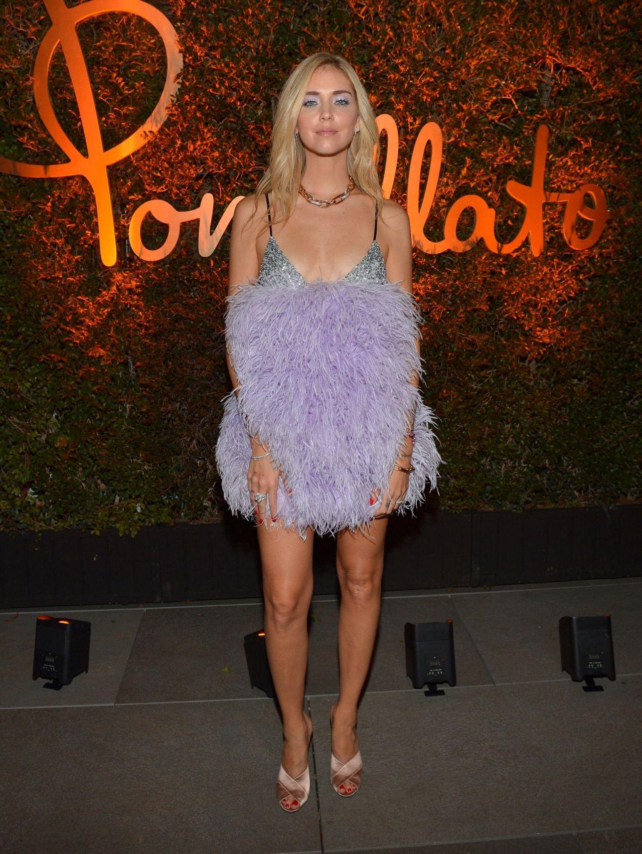 Chiara Ferragni Pomellato Beverly Hills Boutique Party