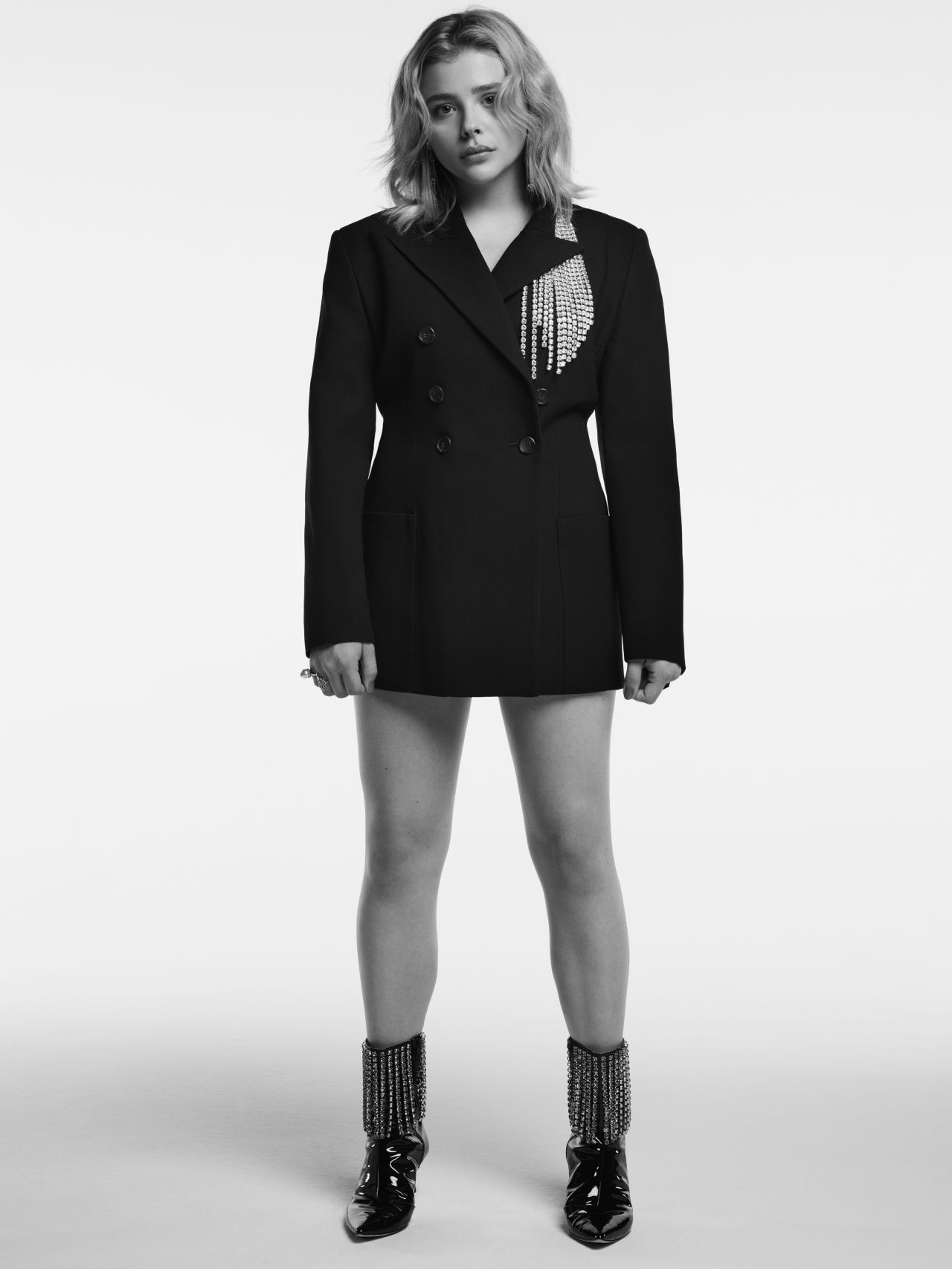 chloe moretz  sunday times photoshoot august