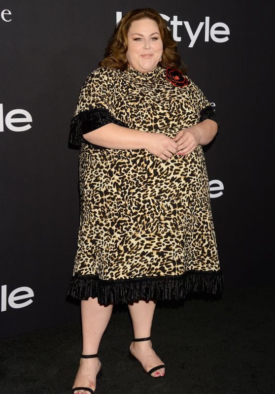 Chrissy Metz – 2018 InStyle Awards