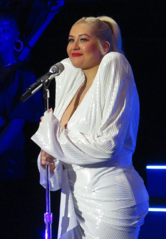 Christina Aguilera - Performs Live at the Greek Theater in LA 10/26/2018