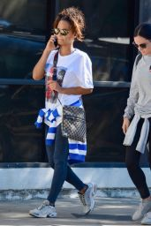 Christina Milian Street Style - Studio City 10/18/2018