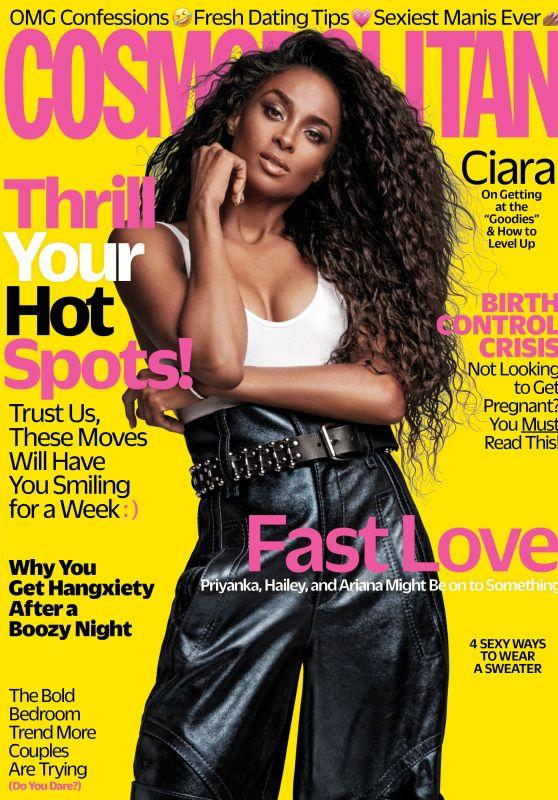 Ciara - Cosmopolitan November 2018