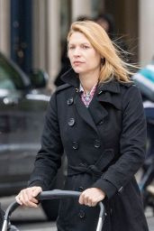 Claire Danes - Out in NYC 10/29/2018